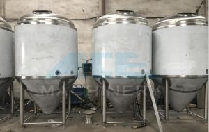Sanitary Stainless Steel Jacketed Conical Fermenter (ACE-FJG-V8) pictures & photos