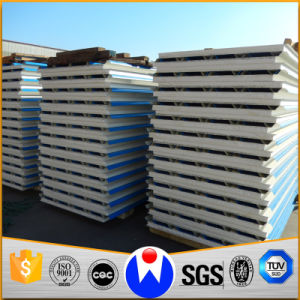 EPS Sandwich Panel Insulated Steel Roofing Panels pictures & photos