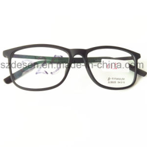 High Quality Wholesale New Model Spectacle Optical Eyewear for Men pictures & photos