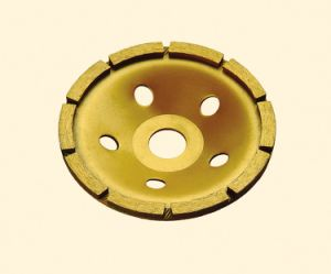 Diamond Cup Grinding Wheels pictures & photos