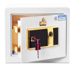 Z30 Mini White Fingerprint Hotel Safe pictures & photos