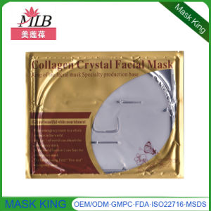Cosmetics and Beauty Care Products Whiten Crystal Callagen Face Mask pictures & photos