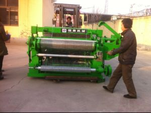 Stainless Steel Welded Wire Mesh Machine (old factory)