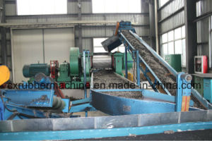 High Automatic Waste/Used Tyre Recycling Production Machine Tyre Crusher Machine with Ce ISO9001 SGS pictures & photos