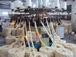 Used Fake Fur Jacquard Computerized Circular Knitting Machine pictures & photos
