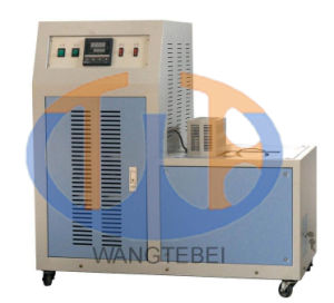 -100~+30degree Compressor Cooling Metal Impact Specimen Low Temperature Chamber pictures & photos