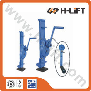 Rj Type Rack Jack with Top Quality Steel Structure pictures & photos