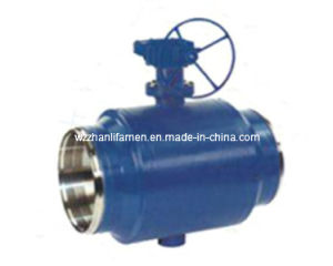 Fully Welded Ball Valve (Q41H/Q61H) pictures & photos