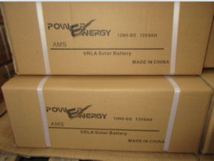 12n9-BS 12V9ah Dry Charged Maintenance Free Motorcycle Battery pictures & photos