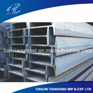 Building Material Q235B Ms Hot Rolled I Beam Ipe pictures & photos
