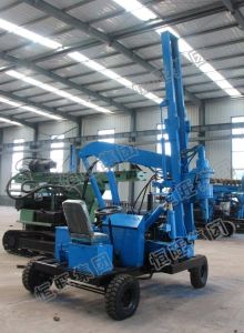 Hydraulic Pile Driver/Static Pile Driving Machine for Sale pictures & photos