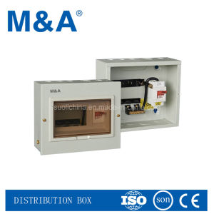 MDB-A Series Spn Single Phase Distribution Box Consumer Unit pictures & photos