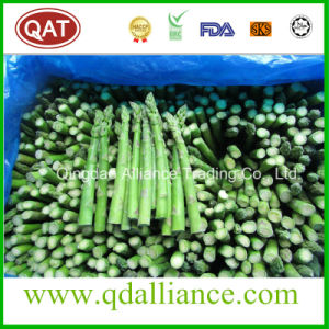 IQF Frozen Whole Green Asparagus pictures & photos