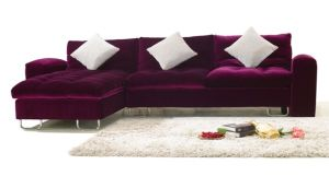 Fashion Corner Sofa (1107#) pictures & photos