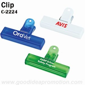Plastic Magnetic T Shape Bag Chip Clip pictures & photos