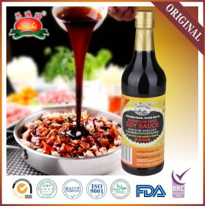 Natural Brewed Superior Mushroom Dark Soy Sauce
