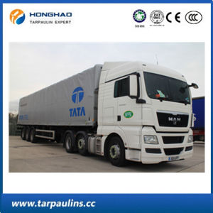 Silver Color China Factory Polyethylene PE Tarpaulin for Truck Cover pictures & photos