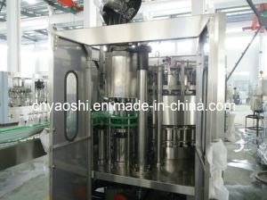 Soft Drink Glass Bottling Machine pictures & photos