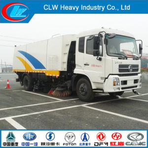 Dongfeng 190HP Road Sweeper Truck pictures & photos