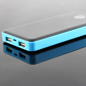 11000mAh Li-Polymer Power Bank with Dual Output