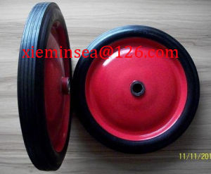 16*1.75 Inch Solid Wheel pictures & photos