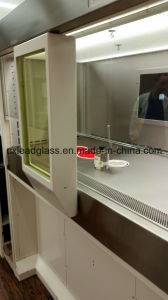 High Lead Equivalent Zf7 Lead Glass with Ce & ISO Certificates Approved pictures & photos