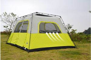 Outdoor 6-8 Person Automatic Camping Tent pictures & photos
