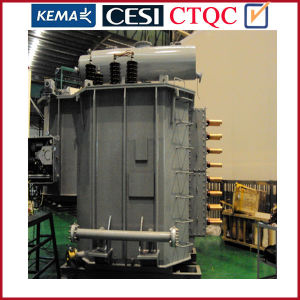 21mva, 110kv Single Phase Submerged Arc Furnace Transformer