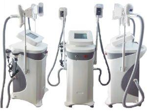3 Handles Vacuum Cryolipolysis Cavitation RF Laser Body Slimming Machine pictures & photos