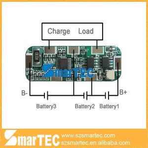 3s 11.1V Li-ion Battery PCBA
