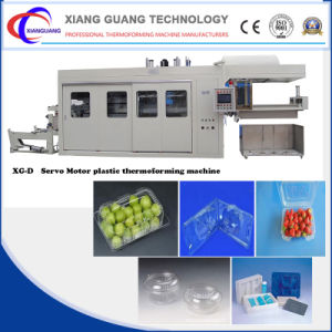 Automatic Plastic Plate Blister Machine Plastic Forming Machine pictures & photos