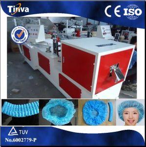Disposable Automatic PP Spunbond Non Woven Cap Machinery pictures & photos