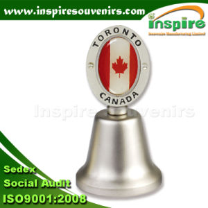 Canada Customized Dinner Bell with Spinner (dB 222) pictures & photos