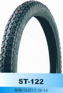 2.25-14 High Quality Motorcycle Tyre (with bis certification) pictures & photos