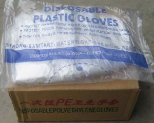 PE Gloves HDPE Glove pictures & photos