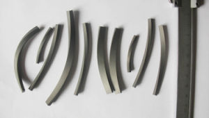 Carbide End Mill Flute Spiral Strips pictures & photos