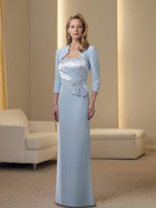 2011 New Fashion Custom Made 1 Piece Formal Mother of Bridal Dress (MC111905)