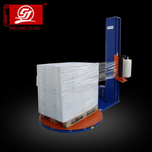 Shenzhen Factory 100% New Raw Materials PE Pallet Wrap Film pictures & photos