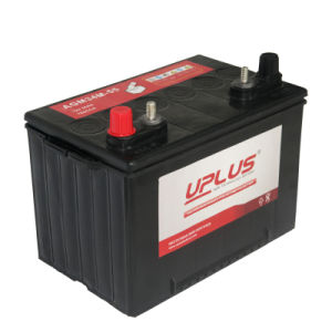 Long Serivice Life 12V 55ah OEM Mf Car Battery AGM34m-55 pictures & photos