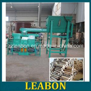 Screw Type Automatic Biomass Briquette Press Machine for Sale pictures & photos