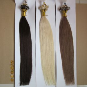 Cold Fusion Micro Loop/Ring Human Hair Extension pictures & photos