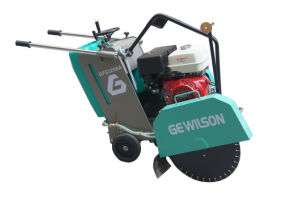 Floor Saw/Concrete Cutter with Honda Gx390 Engine pictures & photos
