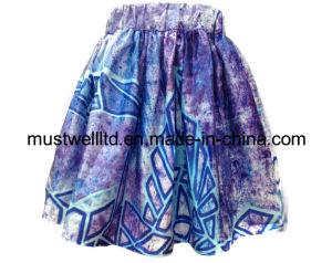 Nebula Galaxy Print Skirt (MWNGP13010)