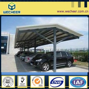 ISO Steel Structure Carport North America pictures & photos