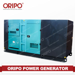 300kw 375kVA Electric Power Engine Super Silent Diesel Generator Set pictures & photos