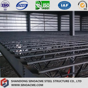 Steel Structure Commercial Building for Retail Store/Shop pictures & photos