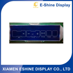 Customized Graphic Touch LCD Module Monitor Display with Blue Backlight pictures & photos