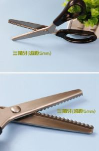 Zig Zag Tailor Scissor pictures & photos