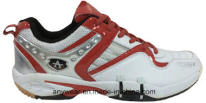 Men′s Badminton Court Shoes Table Tennis Footwear (815-5125) pictures & photos