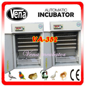Fully Automatic Commercial Industrial Incubator for 352 Eggs pictures & photos